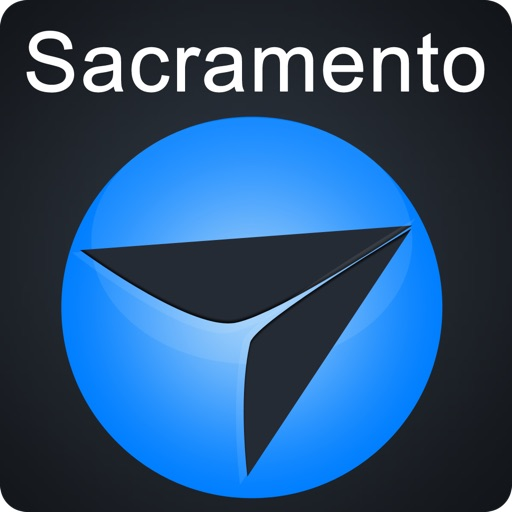 Sacramento International Airport + Flight Tracker