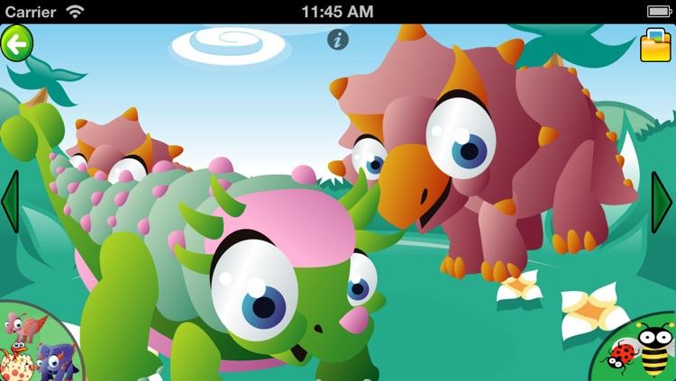 Dinosaur Land Play Set for Children