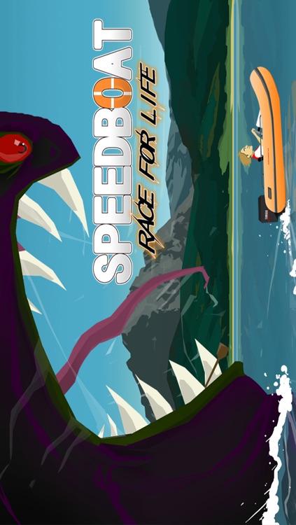Speed Boat Race HD - Real Racing Fun Unleashed Free Game screenshot-3