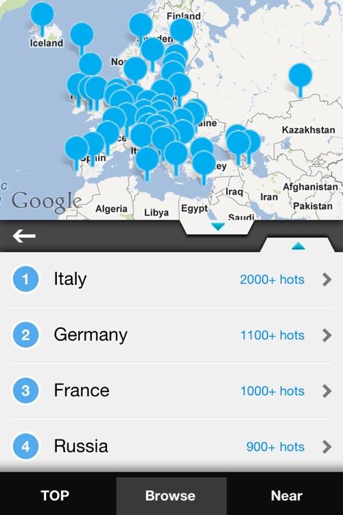 World Travelpedia - 50000+ Global Attractions screenshot-3