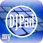 myDjPad - dj looper ed effetti audio per mixare musica in stile dance icon