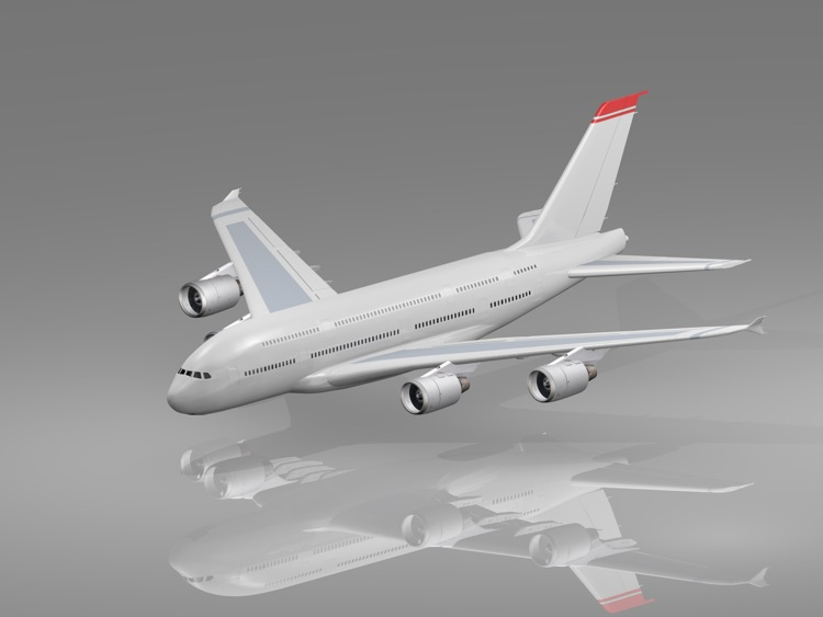 3D airplanes-aircraft enthusiasts essential flight 360 ° viewing angle
