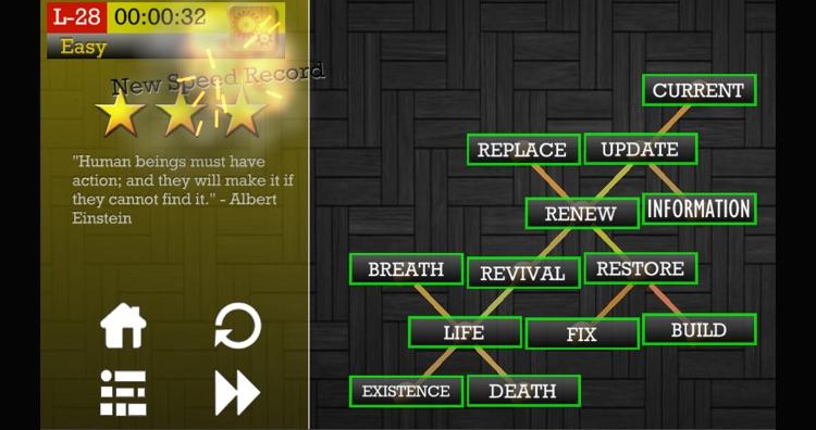 Next Word - Your Next Level Word Association Game screenshot-3