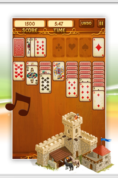 Solitaire Harmony screenshot-1
