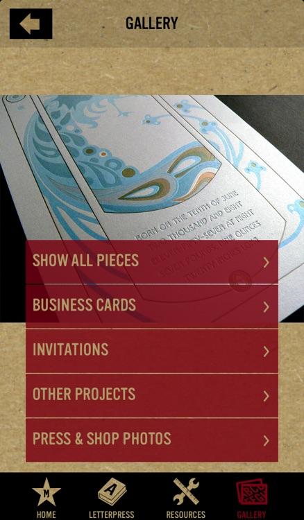 Letterpress Handbook screenshot-3