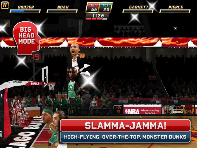 NBA JAM by EA SPORTS™ for iPad on the App Store