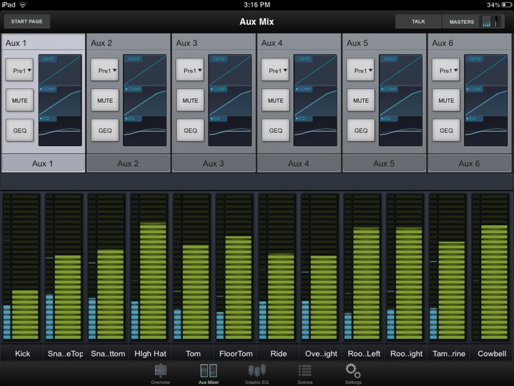 PreSonus SL Remote-AI screenshot-1