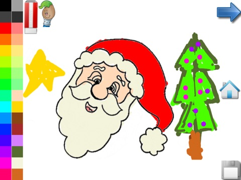 Kleurplaten Peuters Kerst.Kleurboek Kerstmis Voor Peuters Kerst Kleurplaten Voor Kinderen