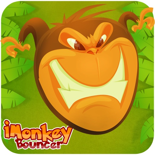 iMonkey Bouncer