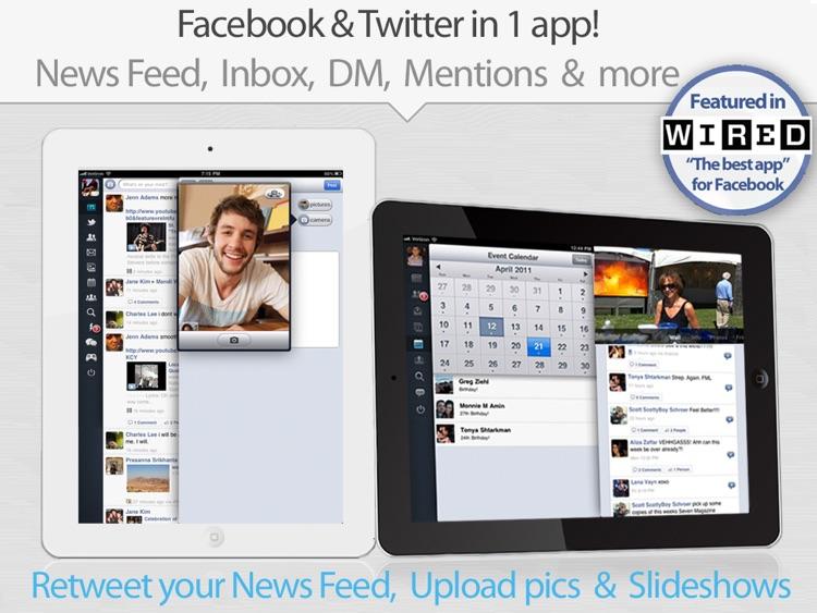 MyPad - for Facebook, Instagram & Twitter screenshot-3