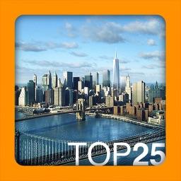 Top 25: New York