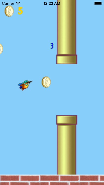 Flappy Flying Wings