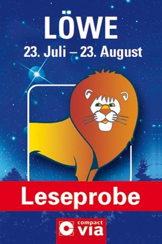 Löwe (Horoskop) | LeseprobeScreenshot von 1