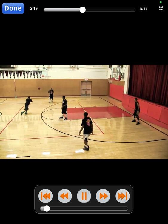 Plays & Drills: A Winning Playbook  - With Coach Bill Mellis - Full Court Basketball Training Instruction - XL screenshot-3
