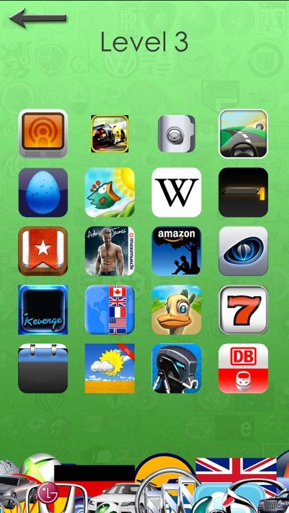 1500+ Logos Quiz screenshot-3