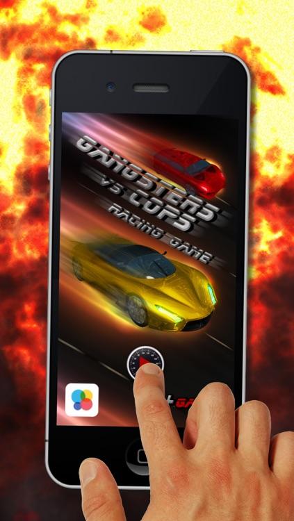 Gangsters vs. Cops Racing Game screenshot-4