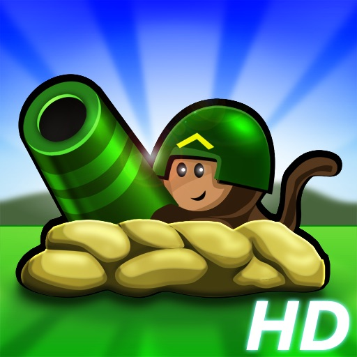 Bloons TD 4 HD Lite icon
