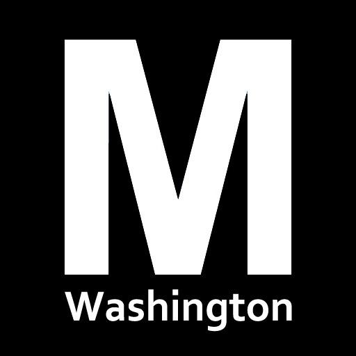 Washington Metro icon
