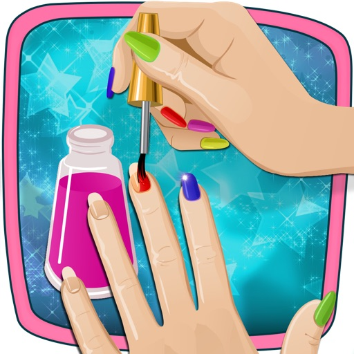Princess Hand Spa - Girls Free Makeup and Salon Game icon
