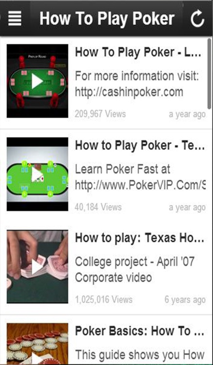 How To Play Poker - Learn How To Play Poker Today