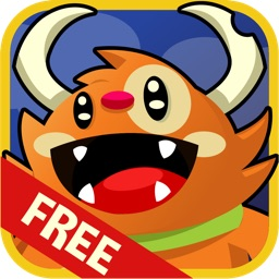 Monster Rush - A Fun Run And Jump Game For Boys And Girls FREE