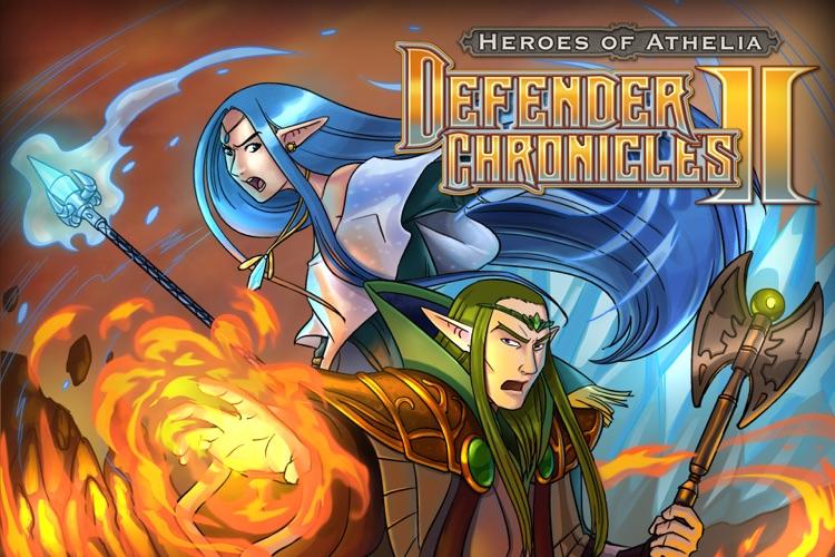 Defender Chronicles II: Heroes of Athelia screenshot-4