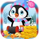 Super Penguin Ice Fishing icon