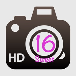 Cam++ Sweet16 Photo Frames HD