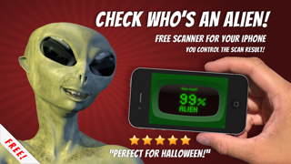 Alien Scanner and Detector Prank - detect and find aliens