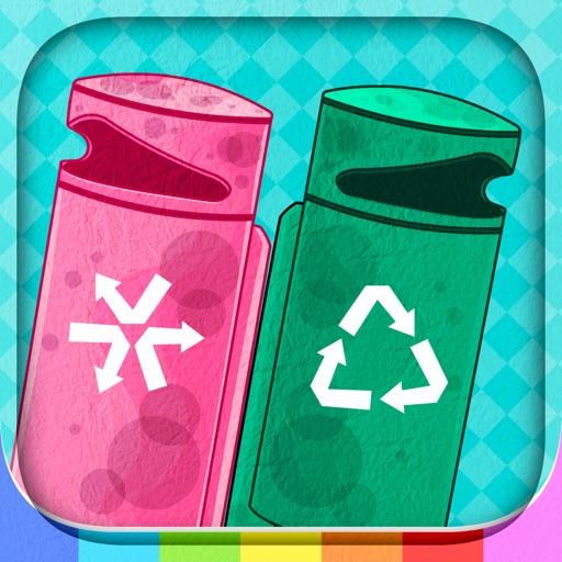 BB学日用品 : 神奇的垃圾箱 HD