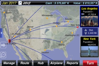 Screenshot #3 for AirTycoon - Airline Management