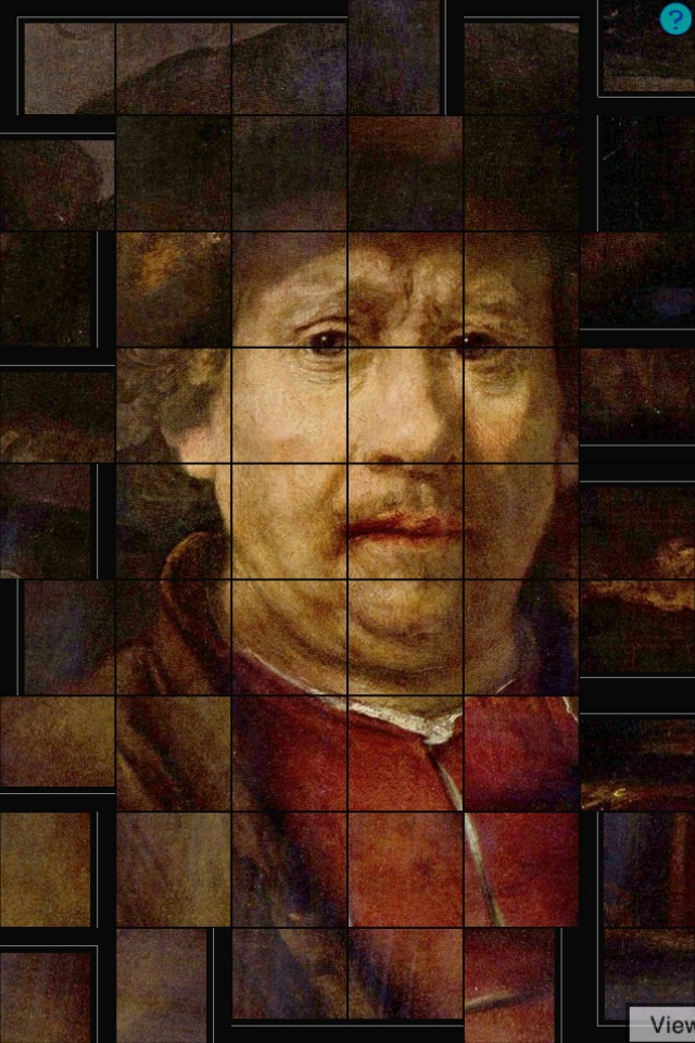 Rembrandt Tiles