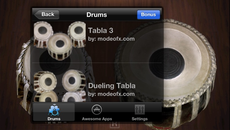 Tabla HD Free