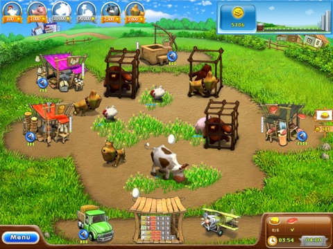 Скачать Farm Frenzy 2 HD
