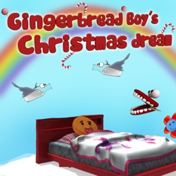 Gingerbread boy's Christmas dream LITE
