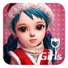 Talking Girls Blossom : Merry Christmas icon