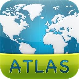 Atlas FREE - World Map