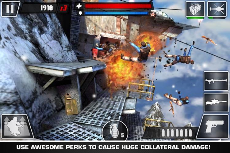 Bravo Force: Last Stand screenshot-4