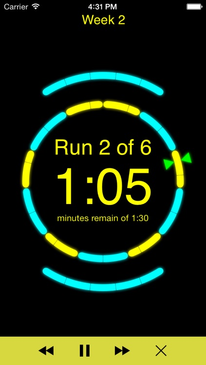Get Running (Couch to 5K)
