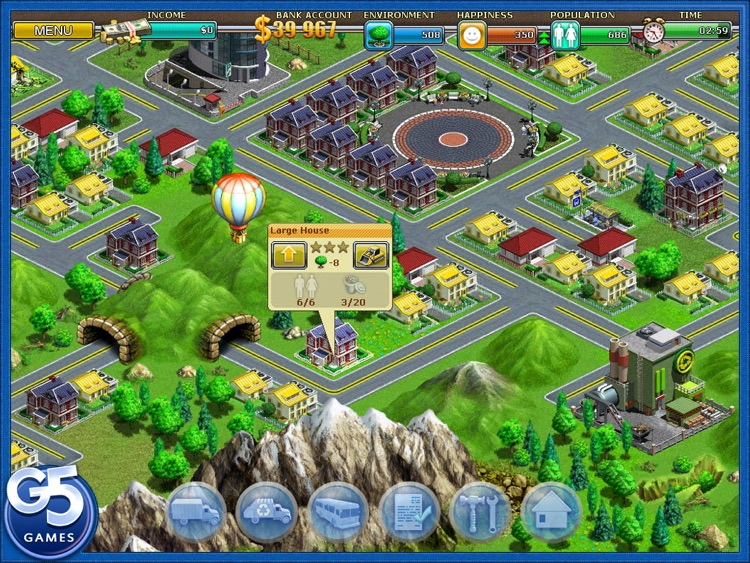 Virtual City HD (Full) screenshot-3