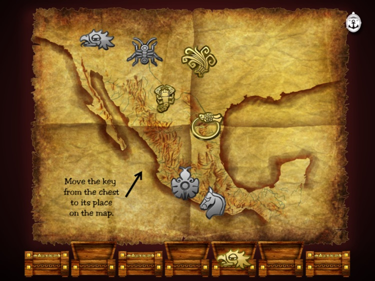 Treasure Kai and the Seven Cities of Gold screenshot-1