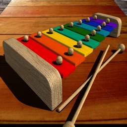 Xylophone - percussion instrument