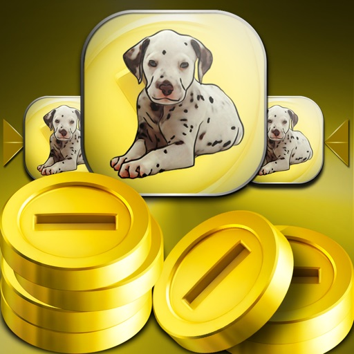 Jackpot Pet Slots Casino - Spin the gambling machine and win lottery chips icon