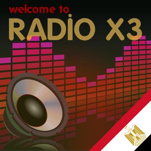 X3 Egypt Radios - الراديو من مصر