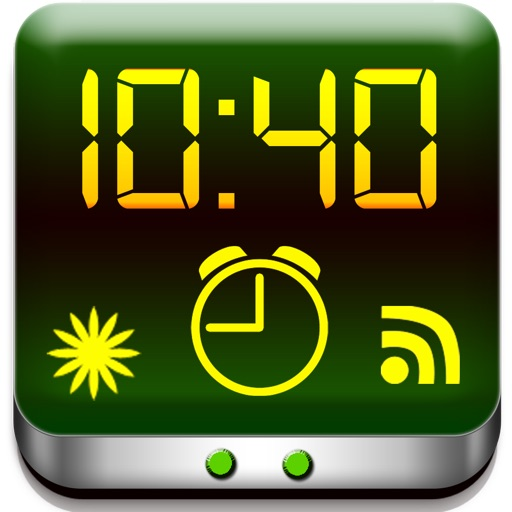 Digital Clock HD Free