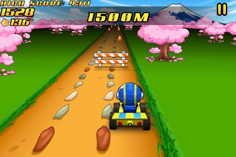 Super GoKart screenshot-1