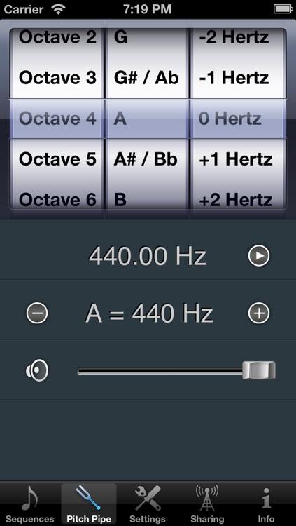 Metron (Professional Metronome) screenshot-3