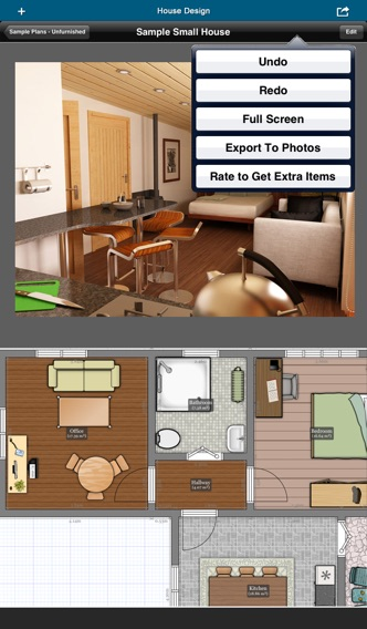 Charmant ... Screenshot #7 For Home Office Design 3D  Floor Plan U0026 Draft Design ...