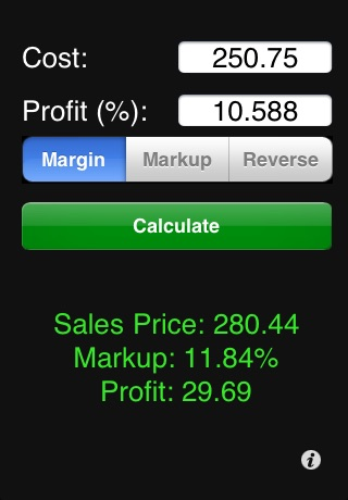 iProfit screenshot-2