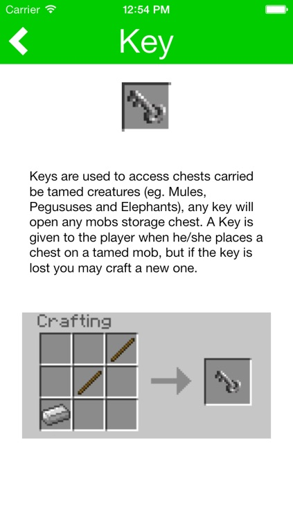 Mo' Creatures Guide Pro screenshot-4